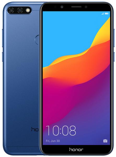 Mobilní telefon - Honor 7C 3GB/32GB Dual SIM