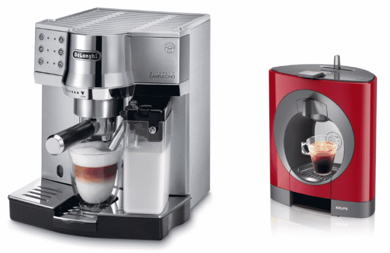 Nejlepší Kávovary
